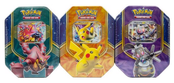 Pokemon Tin Box bán tại nShop