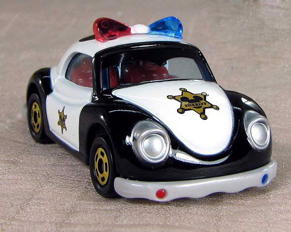 POPPINS PATROL CAR MINNIE MOUSE