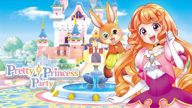 Pretty Princess Party nintendo switch