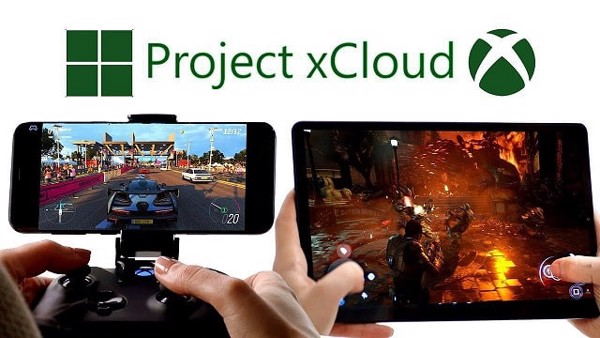 Project xCloud và máy chơi game Xbox