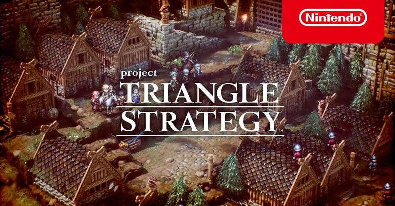 Project Triangle Strategy nintendo switch 2022