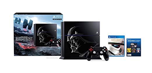 ps4 limited Darth Vader