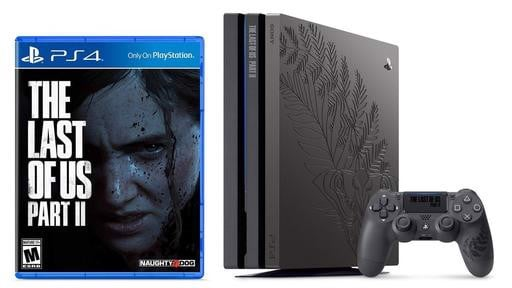 ps4 limited the last of us 2