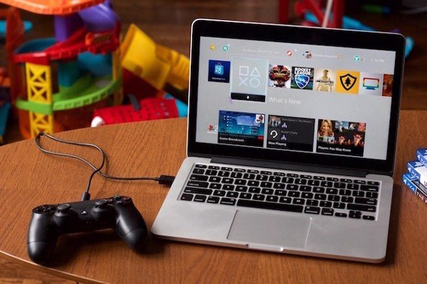 PS4 Remote Play Macbook