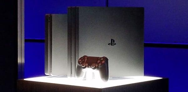 PS4 Slim và PS4 Pro cải thiện hiệu năng tiêu thụ điện