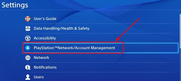 psn share account ps4