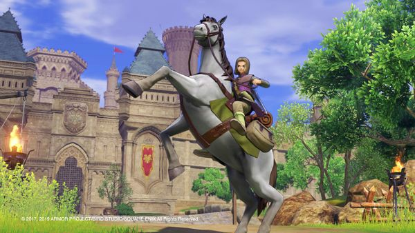 shop game bán Dragon Quest XI S Echoes of an Elusive Age Definitive Edition Nintendo Switch