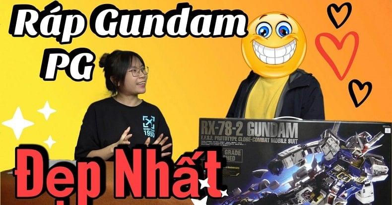 rap gundam pg rx-78-2 gundam Unleashed