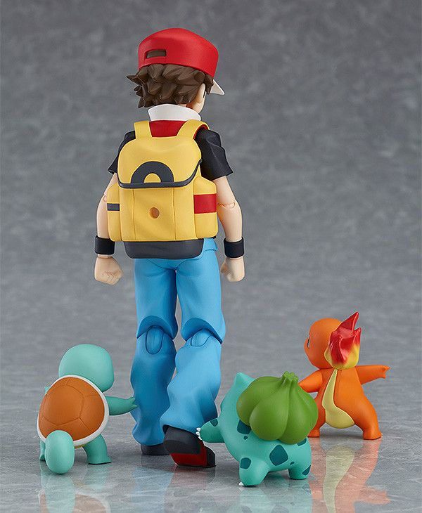 Red Action Figure Pokemon Figma 356 chất lượng cao