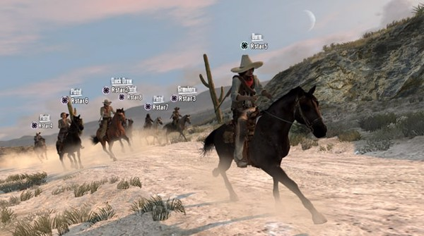 Red Dead Redemption Online cho PS4