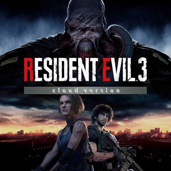 Residend Evil 3 Cloud Version Nintendo Switch