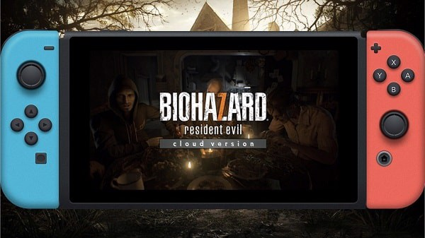 Resident Evil 7 Cloud Version for Nintendo Switch