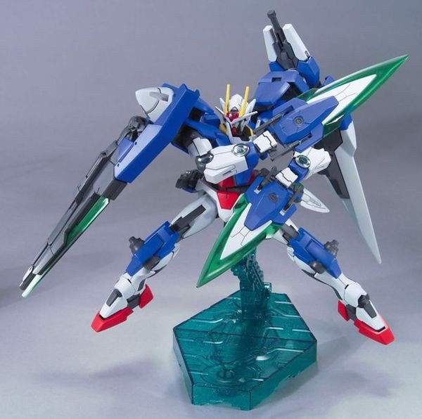 review 00 Gundam Seven Sword G HG00