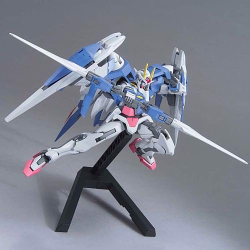 review 00 Raiser Designer Color hg gundam