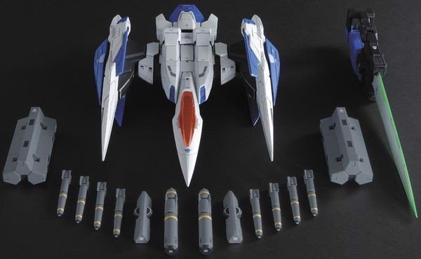 review 00 Raiser PG Gundam
