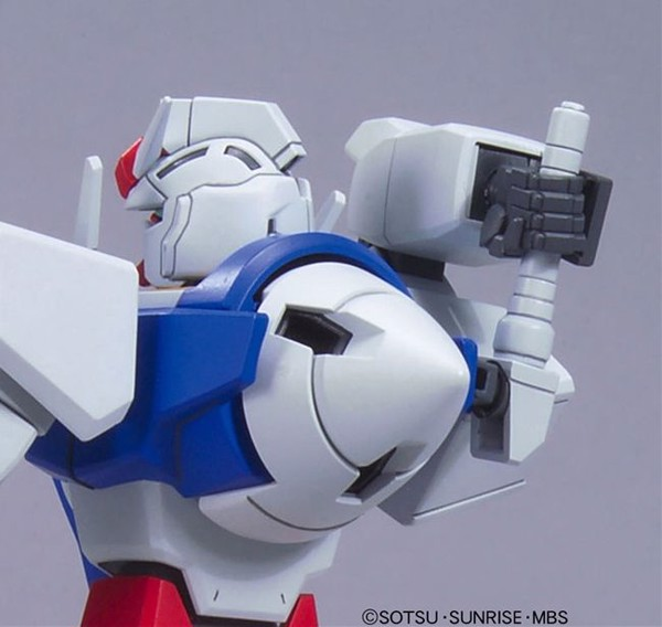 review 0 Gundam Type A.C.D HG00
