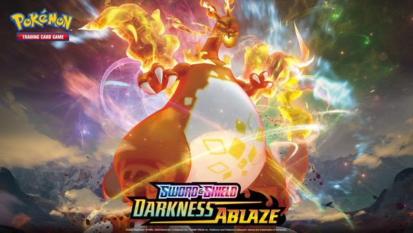 review bài Pokemon TCG Sword Shield Darkness Ablaze