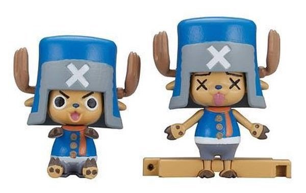 review Chopper Robo Super 3 Horn Dozer One Piece bandai