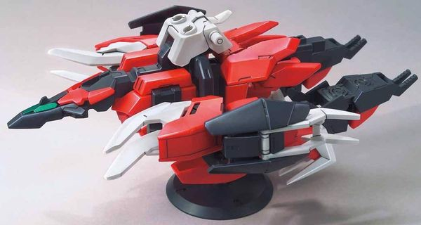 review Core Gundam Real Type Color Marsfour Unit HGBD:R