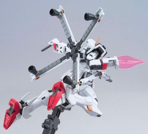 review Crossbone Gundam X1 HGUC