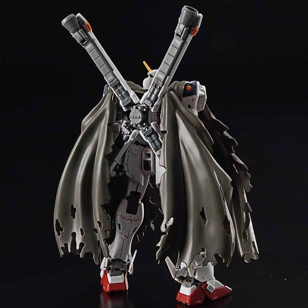 review Crossbone Gundam X1 RG