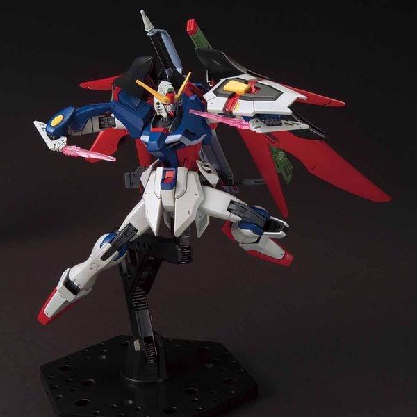 review Destiny Gundam Revive hgce