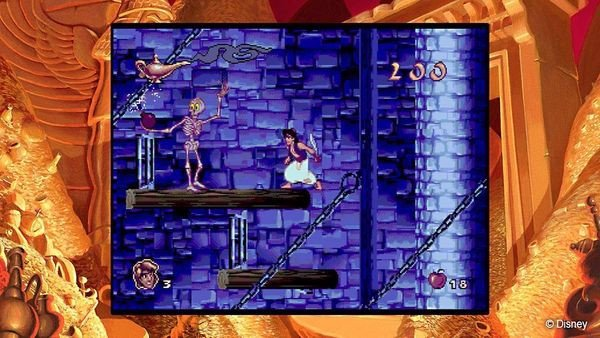 review Disney Classic Games Aladdin and The Lion King Nintendo Switch