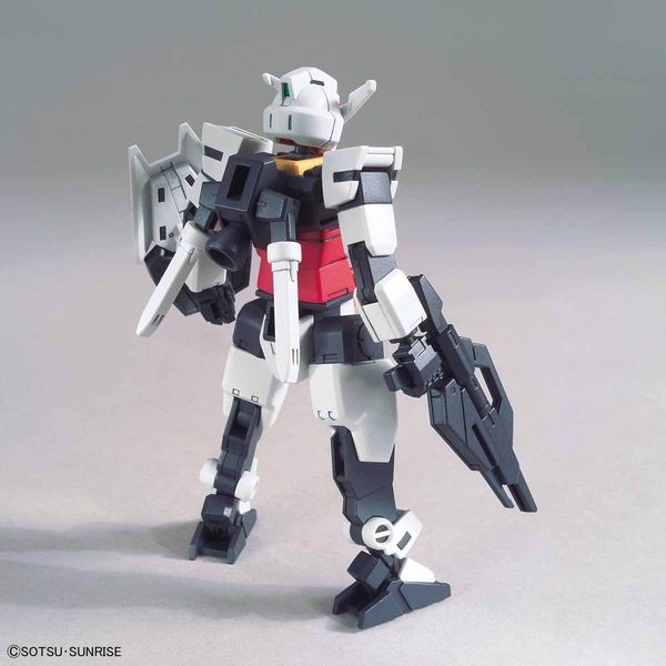 review Earthree Gundam HGBDR
