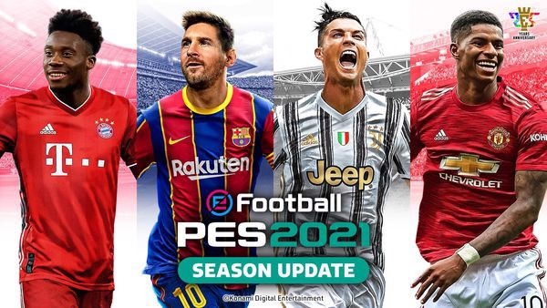 review eFootball PES 2021 Season Update ps4