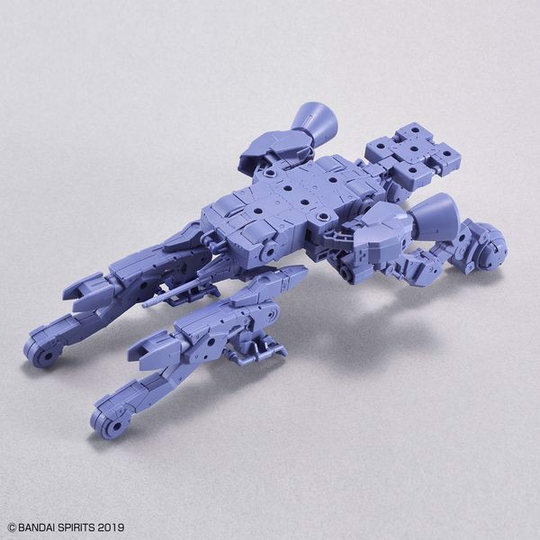 review Extended Armament Vehicle Space Craft Ver Purple 30MM