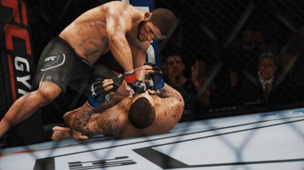 review game EA Sports UFC 4 PS4