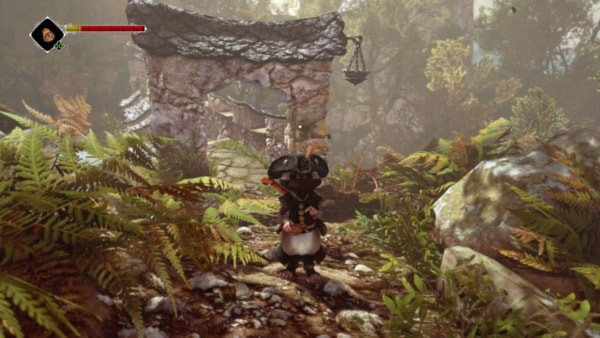 review game Ghost of a Tale