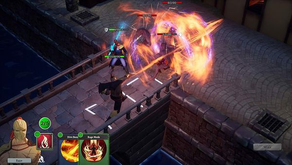 review game Grand Guilds nintendo switch