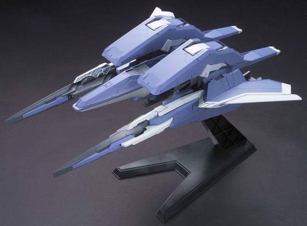 review GN Arms Type E Gundam Exia HG gunpla bandai