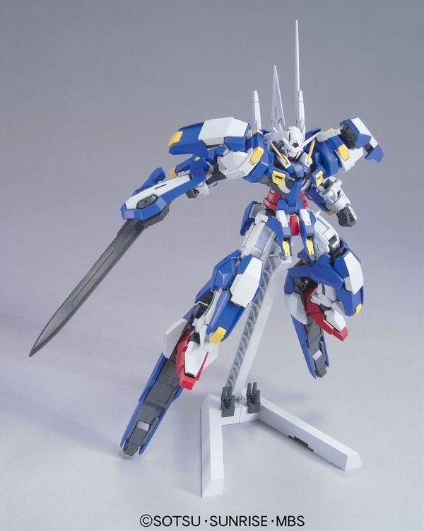 review Gundam Avalanche Exia Dash Gunpla Bandai