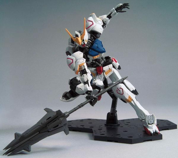 review Gundam Barbatos MG