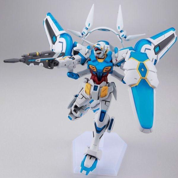review Gundam G-Self Perfect Pack hg