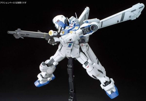 review Gundam GP04G Gerbera RE100