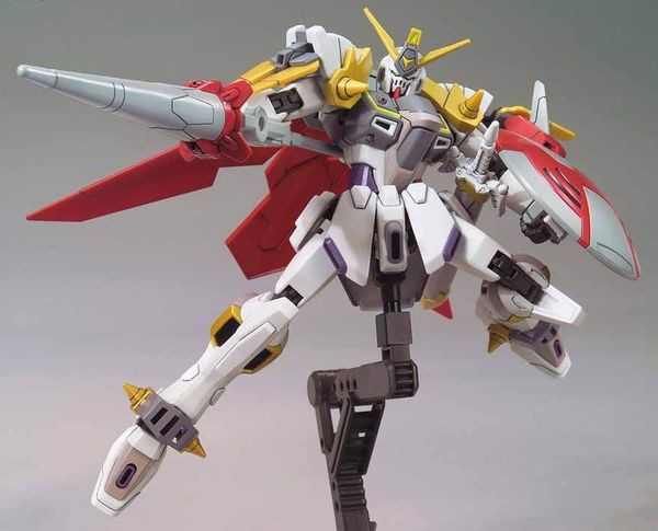 review Gundam Justice Knight (HGBD:R – 1/144)