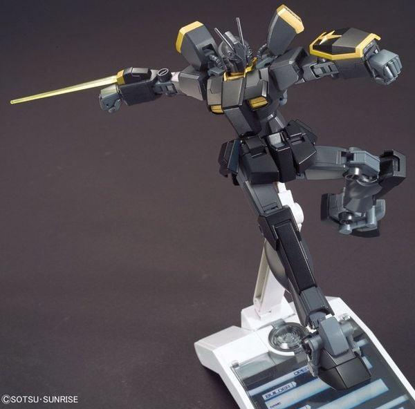 review Gundam Lightning Black Warrior