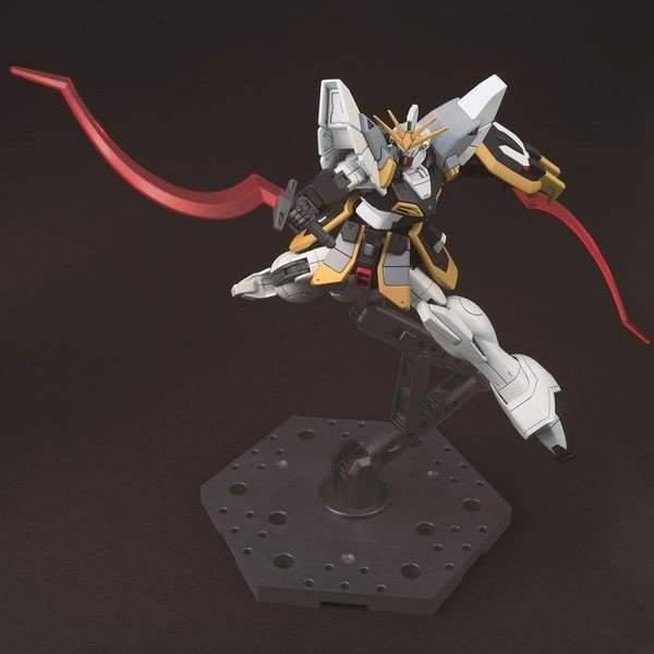 review Gundam Sandrock HGAC