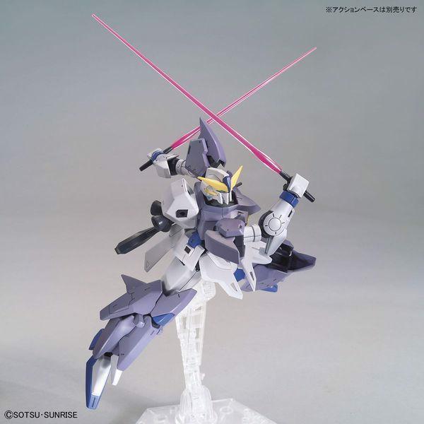 review Gundam Tertium Sid