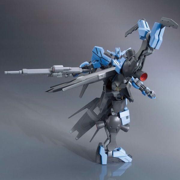 review Gundam Vidar HG
