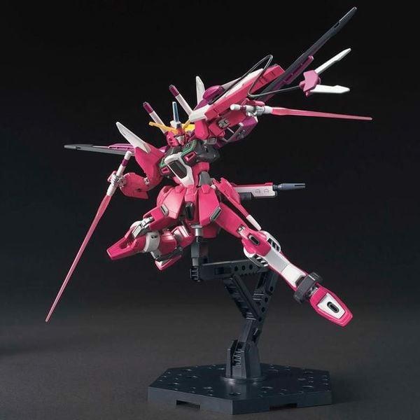 review Infinite Justice Gundam hg