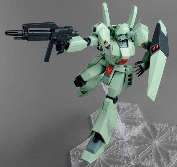 review Jegan mg gundam