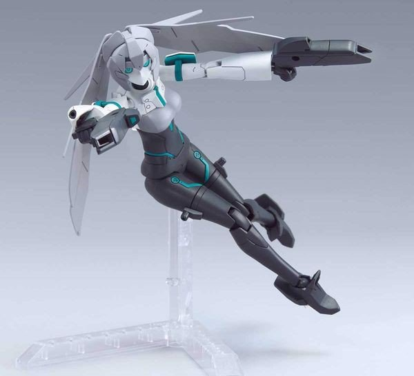 review Mobile Doll May Gundam Build Divers Re RISE HGBDR