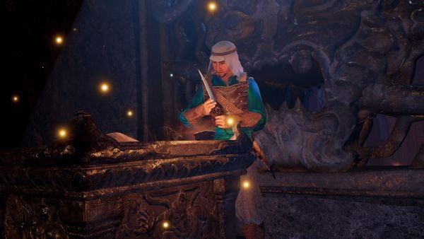 review Prince of Persia The Sands of Time Remake ubisoft