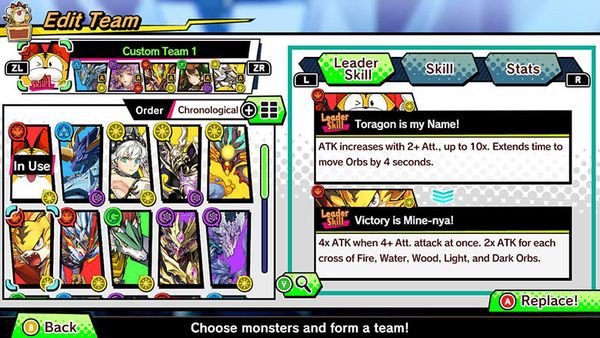 review Puzzle Dragons GOLD