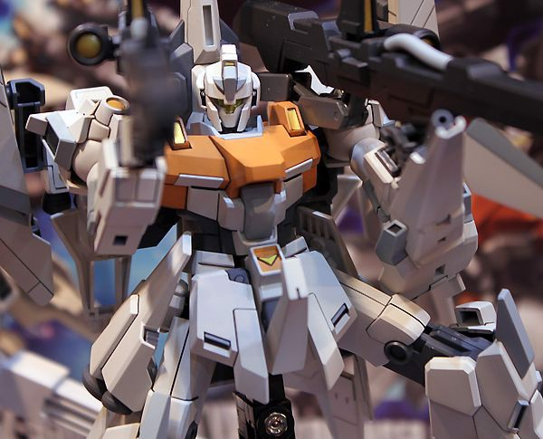review RGZ-95C ReZEL Type-C Defenser b-Unit GR HGUC