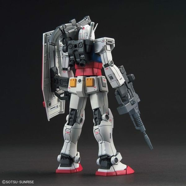 review RX-78-02 Gundam The Origin hg